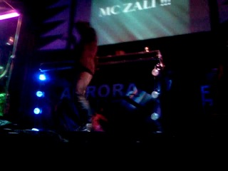 """��, ����, ����� ��"" � ""���� ���� � ����"" ! MC ZALI! AurorA Club 2011!"