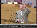 Жириновский в гос.думе 07 июля 2010 года