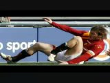 Серьёзные футбольные травмы